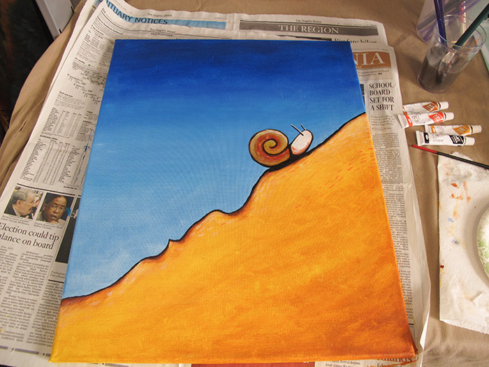 henry-colchado-painting-snail-on-mountain-07