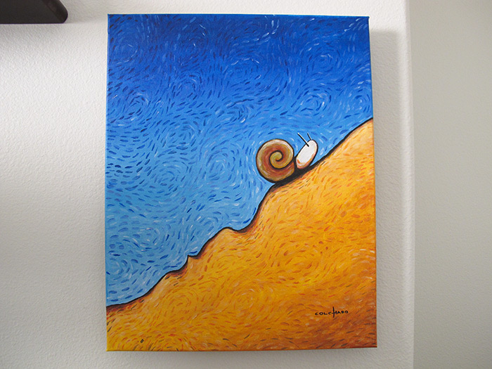 henry-colchado-painting-snail-on-mountain-10