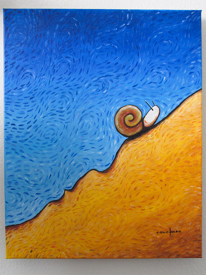 henry-colchado-painting-snail-on-mountain-12